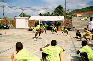 Adonal-Foyle-Island-Basketball-Camp