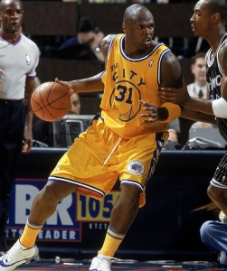 adonal-foyle-golden-state-warriors-action